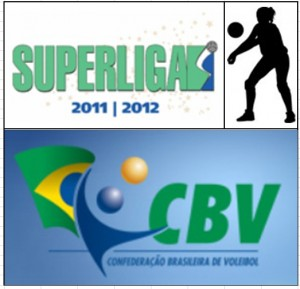 VOLEI - SUPERLIGA FEMININO 2011-2012
