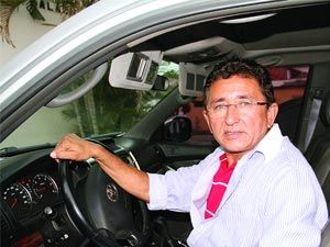 Antônio Macedo demitiu Meinha pelo rádio