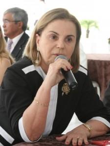 """A procuradora-geral de justiça, Regina Lúcia de Almeida Rocha, contesta ordem para soltar """"Júnior do Mojó"""","""