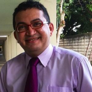 Foto – professor Fabrício Ferreira, uma das lideranças do PTC no Maranhão está ajudando a organizar o encontro estadual da legenda