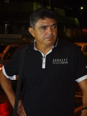 Flávio Araújo fez duras criticas a FMF