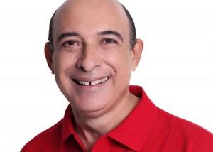 o prefeito de Santa Inês, Ribamar Alves