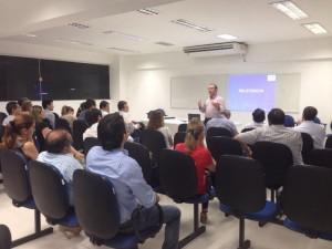 Foto - Coordenador do curso de Medicina, Prof. Dr. Alexandre Freire
