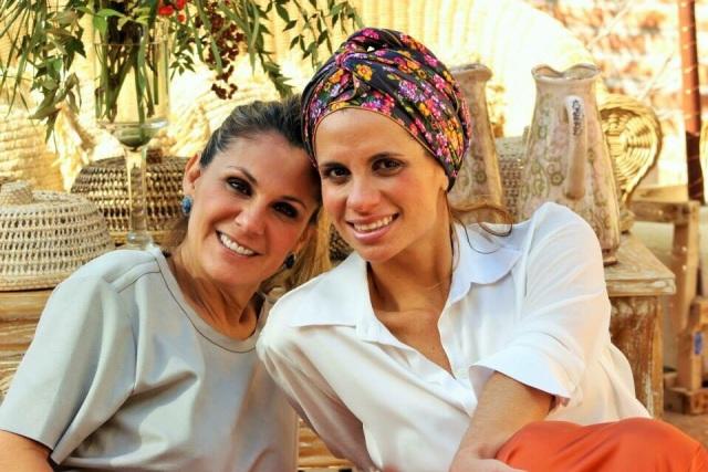 Arlene Dionísio e Michelly Torres 1