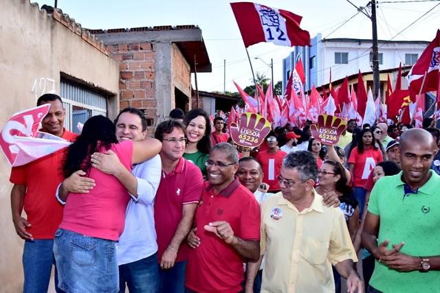 Caminhada de Edivaldo na Vila Nova República (305)