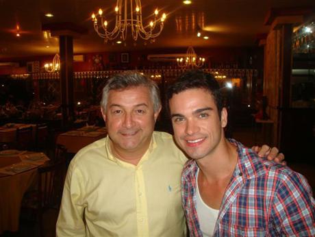 O chef Dantas, que assinou um jantar típico maranhense para os visitantes badalados, domingo (21), com Sidney Sampaio