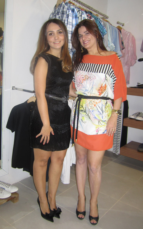 Lalá e Bruna posam para Hot Spot com modelos Camarim. 1e533d2ddd