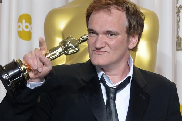 Quentin Tarantino e seu Oscar