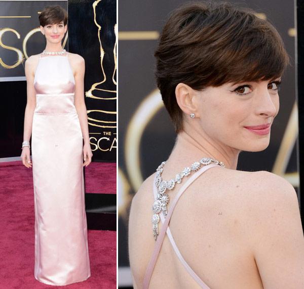 Ah, não me julguem po ter gostado da produção da Anne Hathaway.