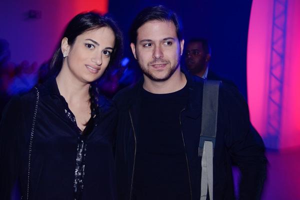 Manoela Parente e Diego Moura, que, além de comandar o LBW, vai trazer a namorada para conhecer o Maranhão (Foto: José Pelegrini / para o Circolari)