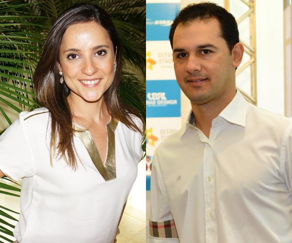 """Raíssa Murad e Parmênio Carvalho Jr são The Best 2013 na categoria especial """"Jovens Empreendedores"""" (Foto: Reprodução)"""