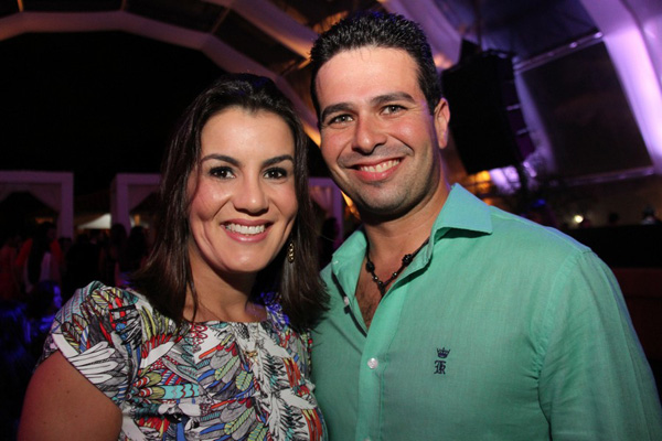 Juliana e Gil Cutrim.