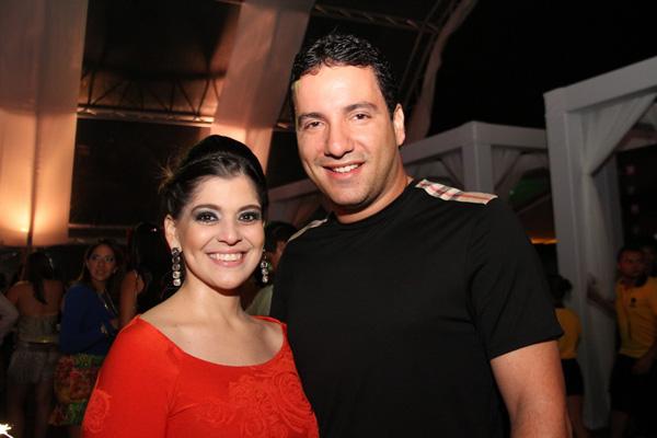 Mercelle e Danilo Fonseca (Fotos: Daniielle Vieira)