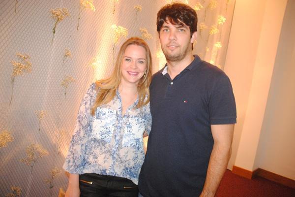 Vanessa e Tiago Pires Ferreira