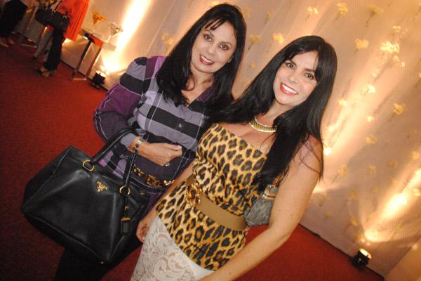 Tereza Braúna Moreira Lima e Ana Catarina Gago.