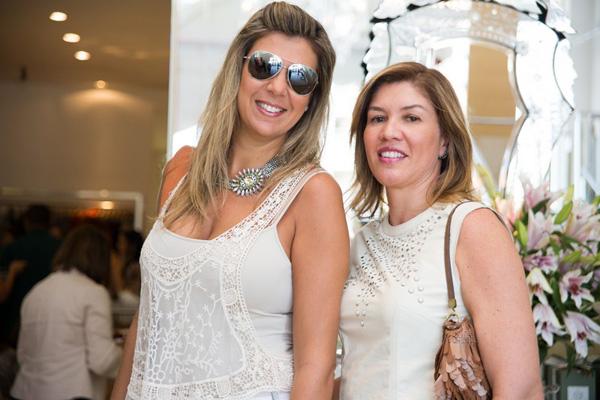 Virna e Carla Fecury