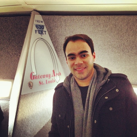 Manoel Franklin da Costa (Foto: Instagram)