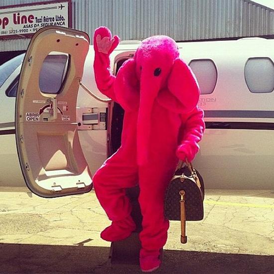 Foto reproduzida do Instagram da Pink Elephant São Luís
