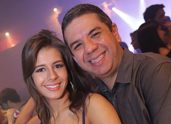 Teresa Nina e Rodrigo Marques a caminho do altar (Foto: Miguel Viégas)