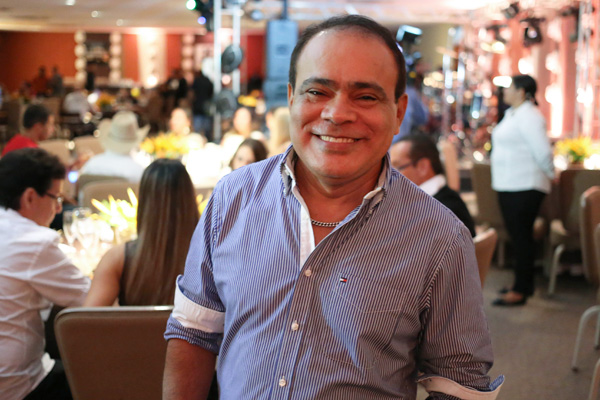 Nedilson Machado (Foto: Miguel Viégas)