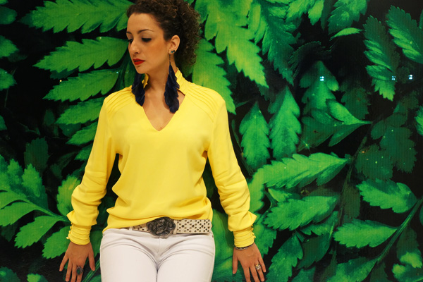 Ticiana Abreu Valente, em click especial para o blog. (Foto: Arquivo)