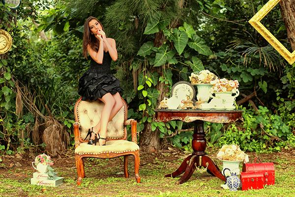 Lara Paulino (Foto: Marcus Studio)