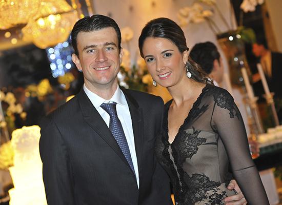 Gustavo e Vanessa Oliveira, à frente da track & Field em São Luís (Foto: Marcus Studio)