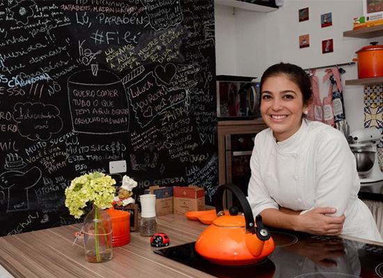 A personal chef Luiza Zaidan, que está entre as atrações da Casar Bem 2014 (Foto: Rodrigo Zorzi / site revista Glamour).