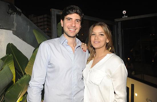Rodrigo Klamt Motta e Marcella Tranchesi (Foto: Rodrigo Zorzi para Glamurama)