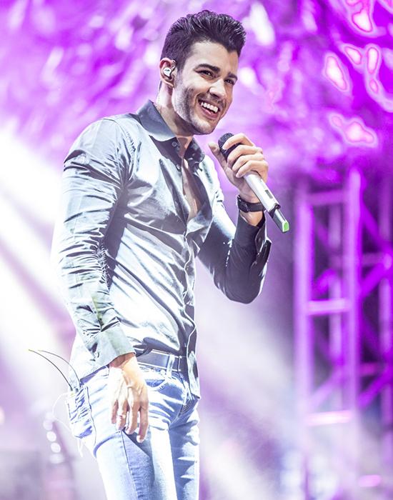 Gusttavo Lima faz sua estreia no Villa Mix São Luís, neste 27 (Foto: Reprodução)