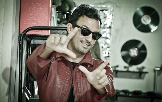 DJ Voight (Foto: Divulgação)