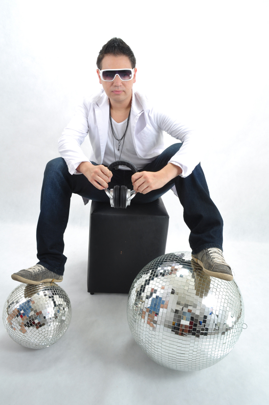 DJ Paulo Pringles, atração de despedida da boate Candy (Foto: Divulgação)