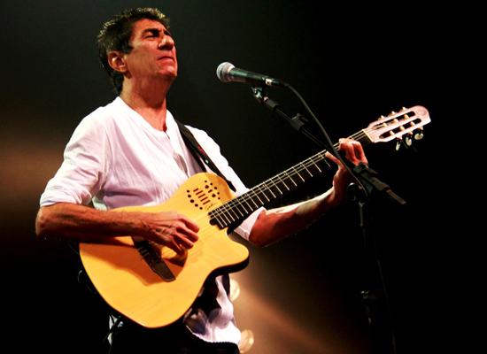 Fagner (Foto/Reprodução: Evaldo Gomes)