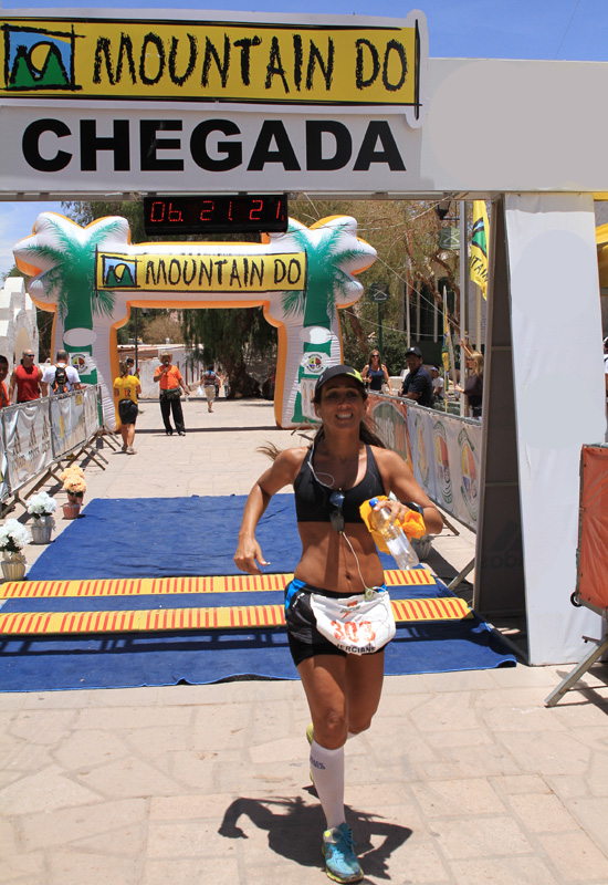 Adeptas da corrida como Jerciane Costa estão entre as escritas para o CS Runners (Foto: Acervo Pessoal)