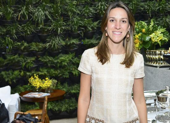 Camila Piccini, do blog Say I Do, de volta a São Luís para o Leilão Solidário (Foto/Reprodução: site Vogue)