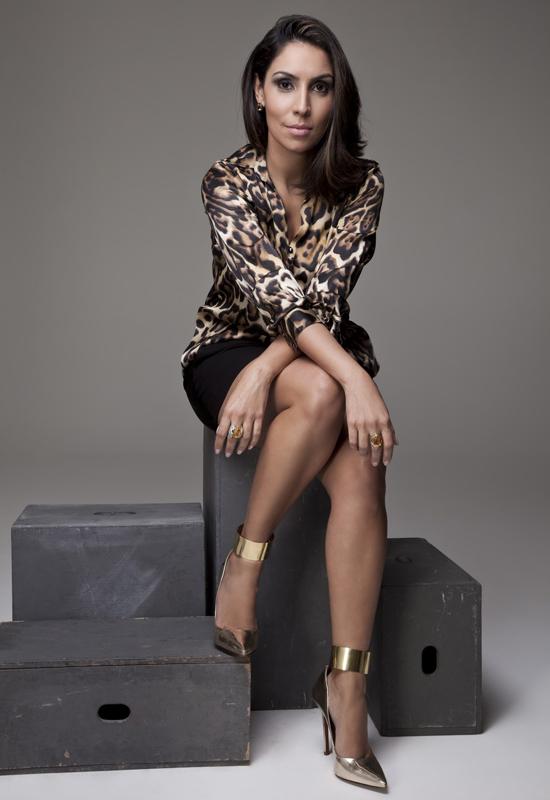 Designer de joias Mellina Machado, que está entre as parceiras do Leilão Beneficente 2014 promovido pelo Sistema Mirante (Foto: Reprodução)