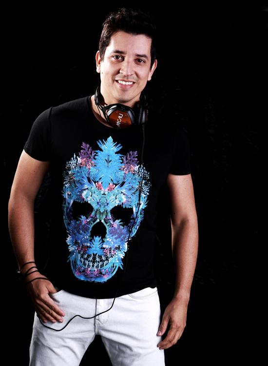 DJ Macau, que comanda a balada Fuleragem no próximo sábado (24.01). (Foto: Divulgação)