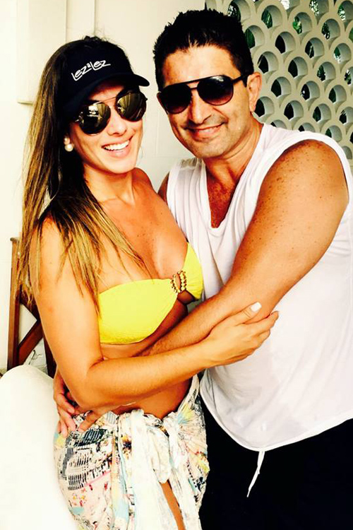 Namoro, amizade ou burburinho? A dupla Nicole Bahls e Alessandro Martins está entre as fofocas mais comentadas do momento (Foto: Instagram)