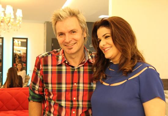 Círio Sens e Bruna Maciel (Foto: Marcela Simplício)