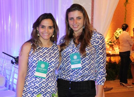 Rafaela Albuquerque e Isabela Murad já estão tocando os preparativos para a edição 2015 da Casar Bem (Foto: Marcela Simplício)