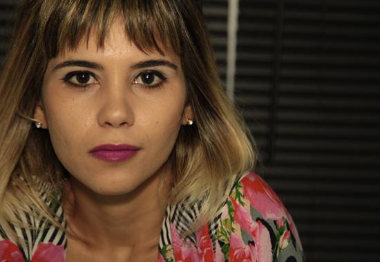 """Alessandra Castro, editora do blog """"Amiga, tou bonita?"""" (Foto: Anderson França/Imirante.com)"""
