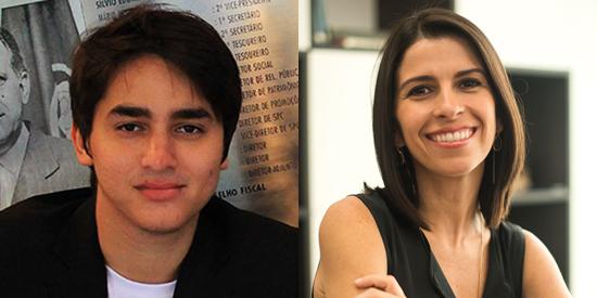 Erickson Monteiro e Caroline Caracas ministram curso voltado para Facebook e Instagram em São Luís (Foto: Divulgação)