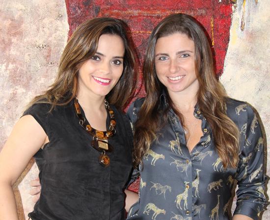 Rafaela Albuquerque e Isabela Murad, responsáveis pela Casar Bem -Noivas & Festas (Foto: Marcela Simplício)