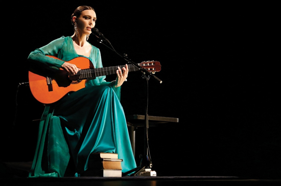 Adriana Calcanhoto retorna aos palcos de São Luís neste ano (Foto/Reprodução)