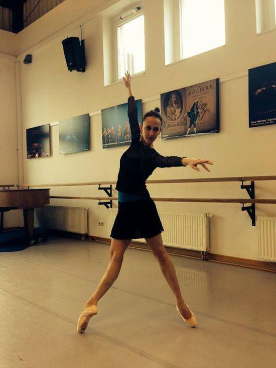 Débora Duhatem prepara seu regresso ao MA (Foto: Acervo Pessoal)
