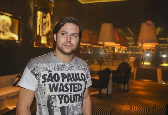 DJ Diego Moura (FOto/Reprodução: Davi Collaço para Must Do)