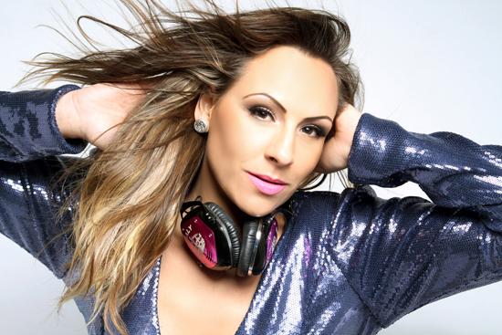 DJ Analy Rosa de volta a São Luís (Divulgação)