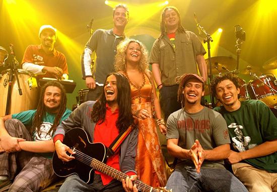 Banda Chimarruts (Foto: Divulgação)