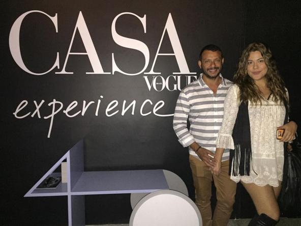 Antonio Macedo e Pamela Guntzell (Foto/Reprodução: Instagram)