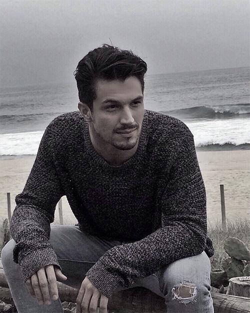 Romulo Estrela, que se preparar pra viver personagem gay nas telonas (Foto/Reprodução: Alê Duprat)